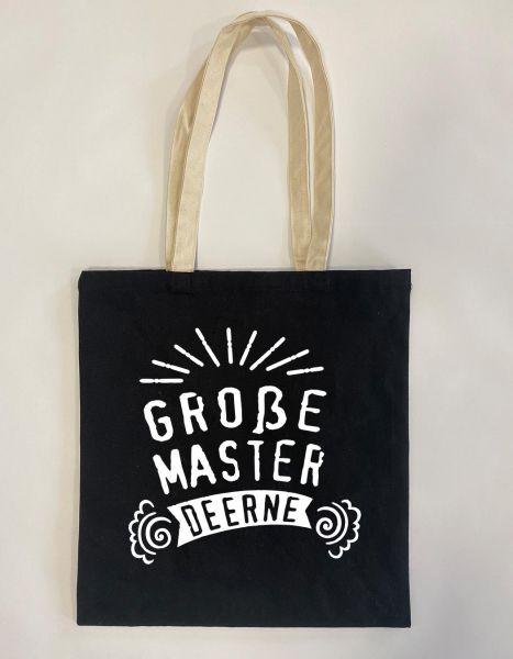 Große Master Deerne | Baumwoll Tasche | Einkaufstasche