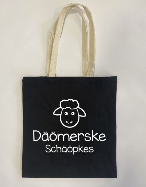 Däömerske Schäöpkes | Baumwoll Tasche | Einkaufstasche