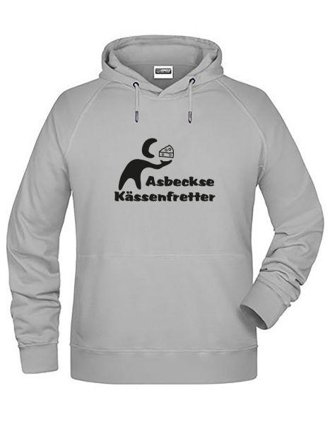 Asbeckse Kässenfretter | Hoodie JUNGE | ASH (hellgrau)