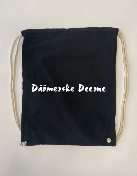 Däömerske Deenre | Baumwoll Rucksack | Sportsack