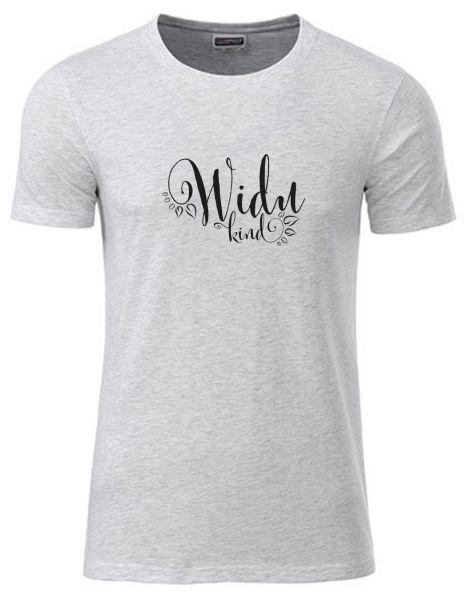 Widukind | T-Shirt JUNGE | ASH HEATHER (hellgrau)