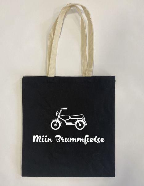 Miin Brummfietse | Baumwoll Tasche | Einkaufstasche