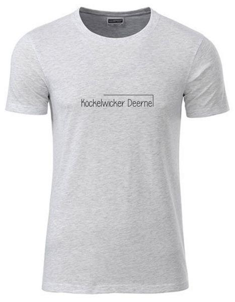 Köckelwicker Deerne | T-Shirt JUNGE | ASH HEATHER (hellgrau)