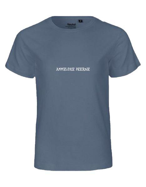 Ammelske Deerne | T-Shirt KINDER | DUSTY INDIGO (blaugrau)