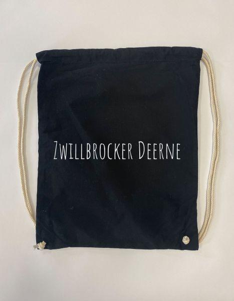 Zwillbrocker Deerne | Baumwoll Rucksack | Sportsack