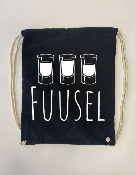 Fuusel | Baumwoll Rucksack | Sportsack