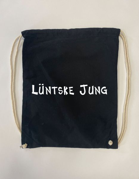 Lüntske Jung | Baumwoll Rucksack | Sportsack