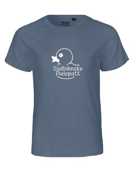 Südlohnske Pielepatt | T-Shirt KINDER | DUSTY INDIGO (blaugrau)