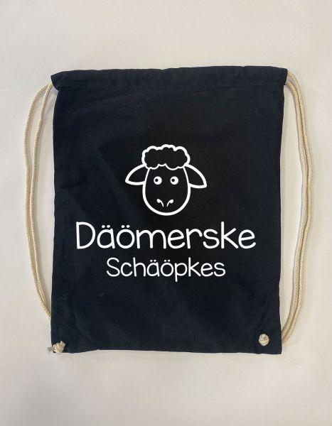 Däömerske Schäöpkes | Baumwoll Rucksack | Sportsack