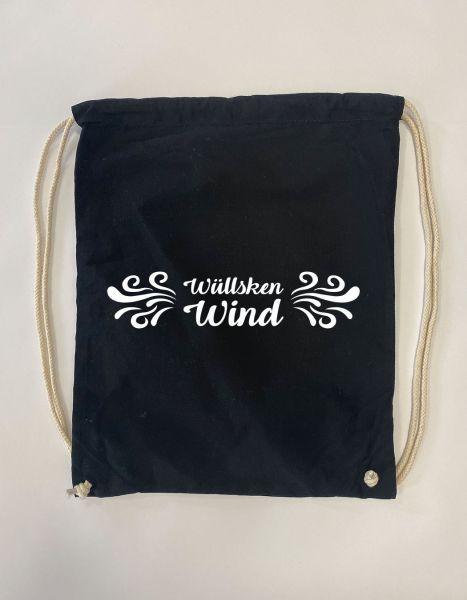 Wüllsken Wind | Baumwoll Rucksack | Sportsack