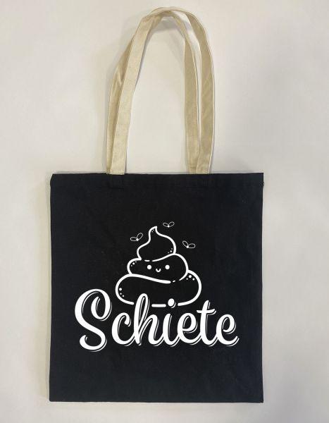 Schiete | Baumwoll Tasche | Einkaufstasche