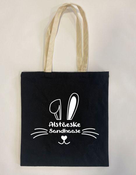 Alstäeske Sandhaase | Baumwoll Tasche | Einkaufstasche