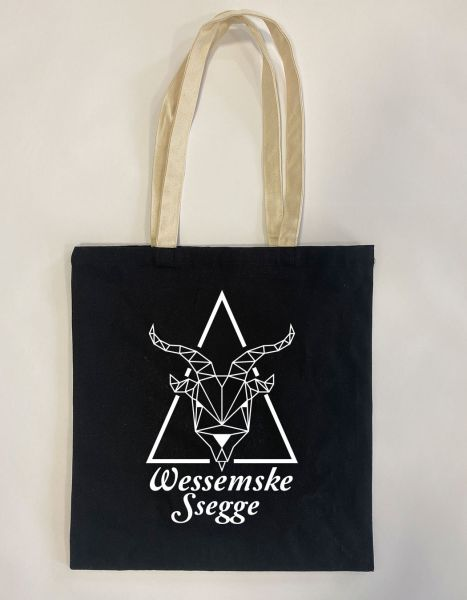 Wessemske Ssegge | Baumwoll Tasche | Einkaufstasche