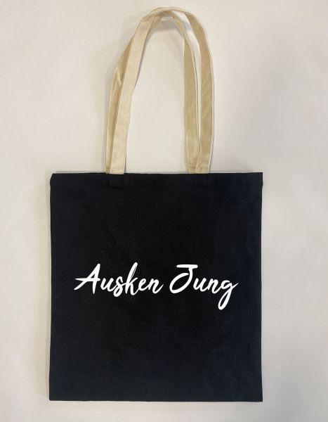 Ausken Jung | Baumwoll Tasche | Einkaufstasche