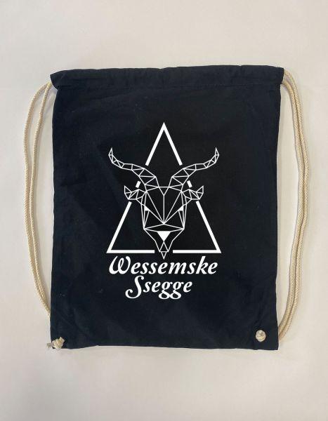 Wessemske Ssegge | Baumwoll Rucksack | Sportsack