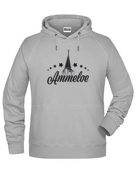 Ammeloe | Hoodie MAN | ASH (hellgrau)