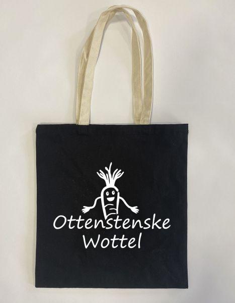 Ottenstenske Wottel | Baumwoll Tasche | Einkaufstasche