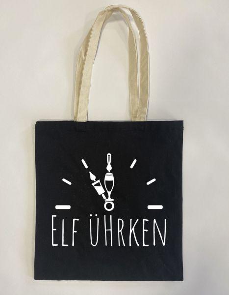 Elf Ührken 2 | Baumwoll Tasche | Einkaufstasche