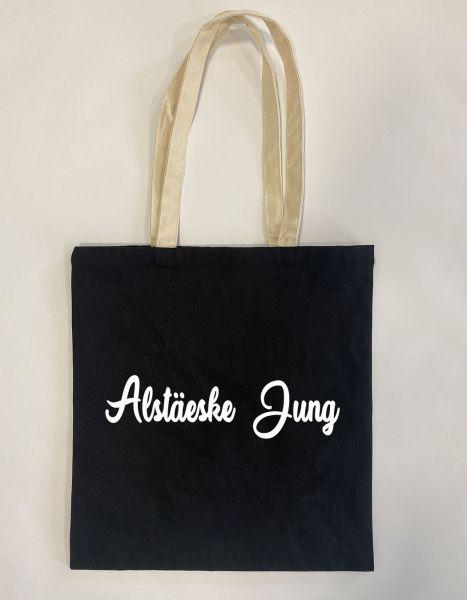 Alstäeske Jung | Baumwoll Tasche | Einkaufstasche