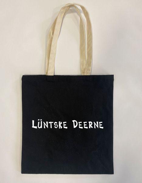 Lüntske Deerne | Baumwoll Tasche | Einkaufstasche