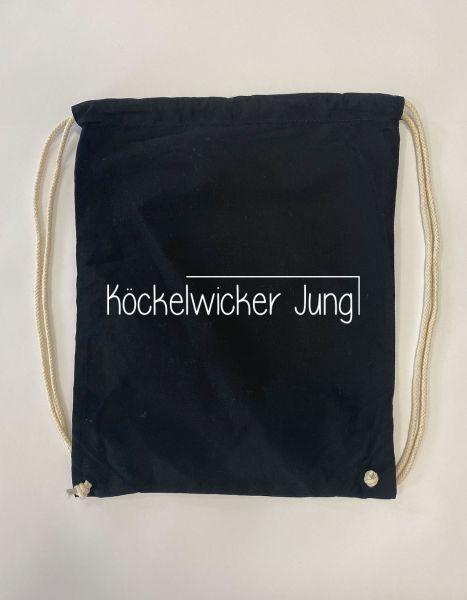 Köckelwicker Jung | Baumwoll Rucksack | Sportsack