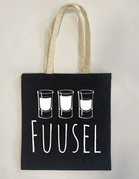 Fuusel | Baumwoll Tasche | Einkaufstasche
