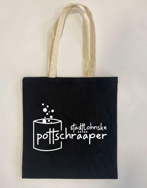 Stadtlohnske Pottschrääper | Baumwoll Tasche | Einkaufstasche