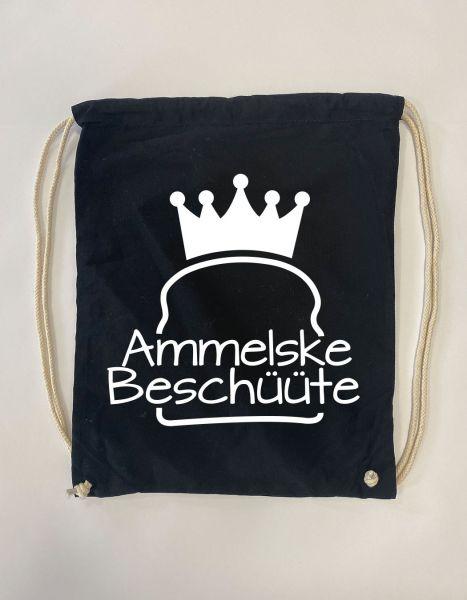 Ammelske Beschüüte | Baumwoll Rucksack | Sportsack
