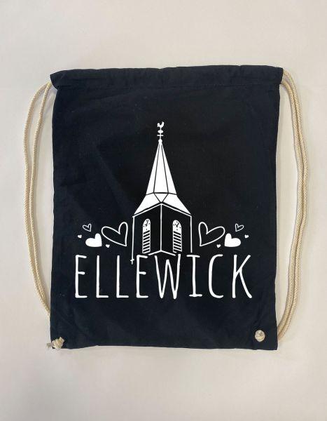 Ellewick | Baumwoll Rucksack | Sportsack
