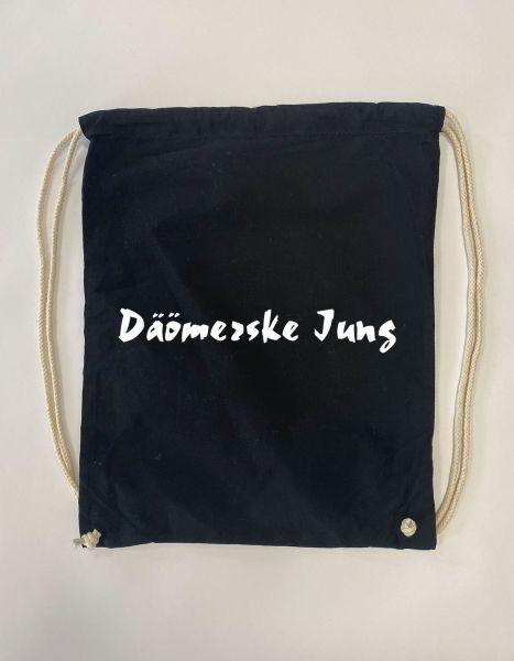 Däömerske Jung | Baumwoll Rucksack | Sportsack