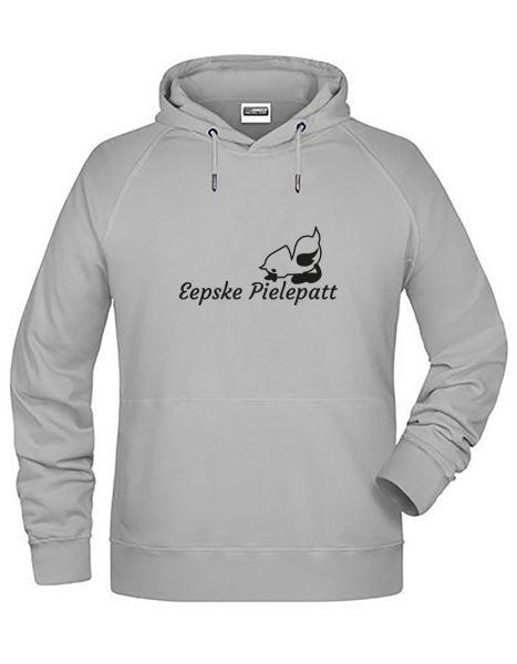 Eepske Pillepatt | Hoodie JUNGE | ASH (hellgrau)