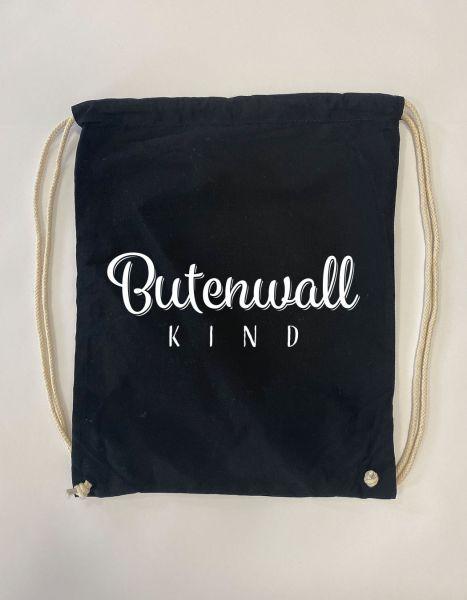 Butenwall Kind | Baumwoll Rucksack | Sportsack