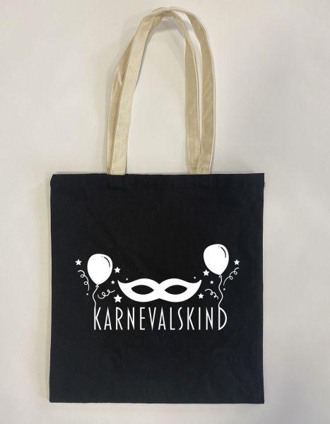 Karnevalskind | Baumwoll Tasche | Einkaufstasche