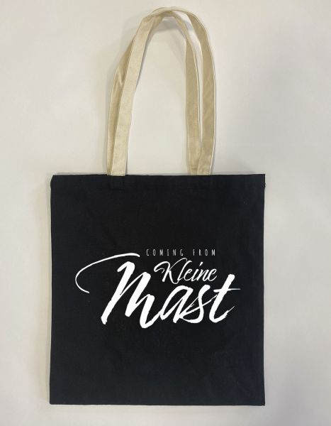 Coming from Kleine Mast | Baumwoll Tasche | Einkaufstasche