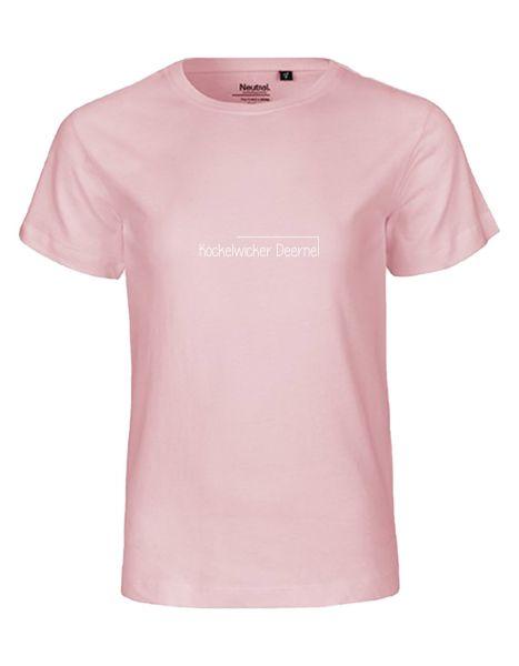 Köckelwicker Deerne | T-Shirt KINDER | LIGHT PINK (helles pink)