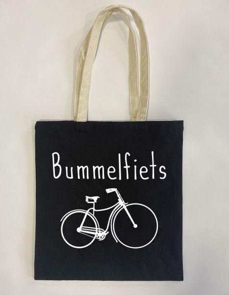 Bummelfiets | Baumwoll Tasche | Einkaufstasche