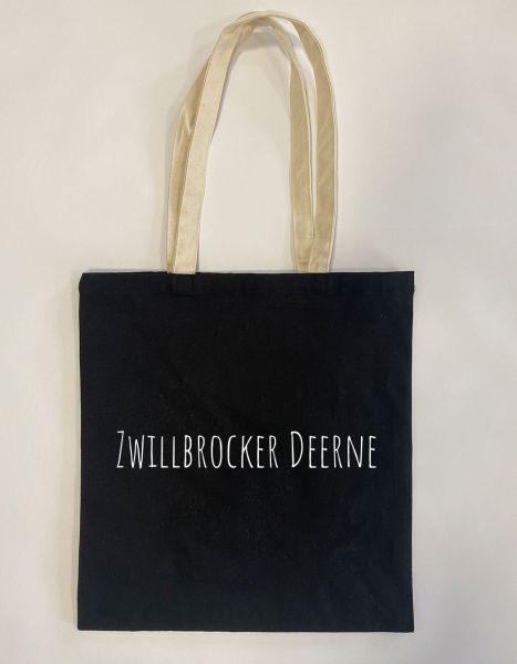 Zwillbrocker Deerne | Baumwoll Tasche | Einkaufstasche