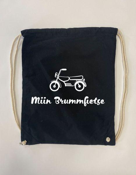 Miin Brummfietse | Baumwoll Rucksack | Sportsack