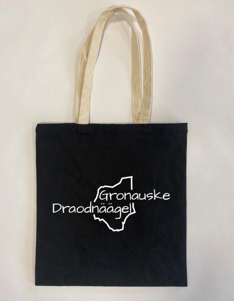 Gronauske Draodnäägel | Baumwoll Tasche | Einkaufstasche
