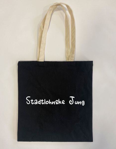 Stadtlohnske Jung | Baumwoll Tasche | Einkaufstasche