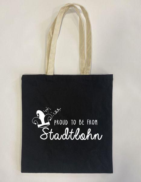 Proud to be from Stadtlohn | Baumwoll Tasche | Einkaufstasche