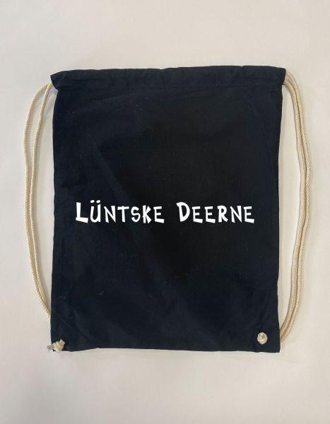 Lüntske Deerne | Baumwoll Rucksack | Sportsack