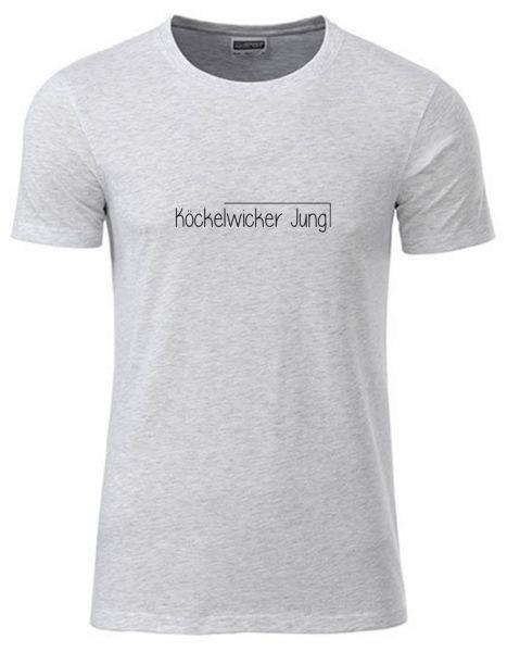 Köckelwicker Jung | T-Shirt JUNGE ASH HEATHER (hellgrau)