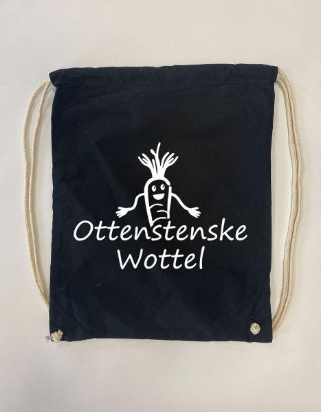 Ottenstenske Wottel | Baumwoll Rucksack | Sportsack