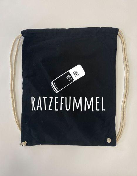 Ratzefummel | Baumwoll Rucksack | Sportsack