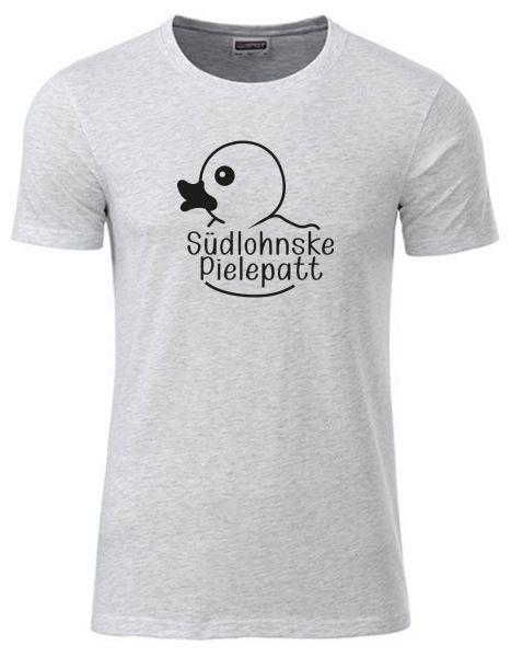 Südlohnske Pielepatt | T-Shirt JUNGE | ASH HEATHER (hellgrau)