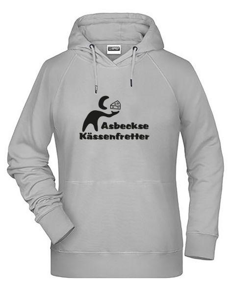 Asbeckse Kässenfretter | Hoodie DEERNE | ASH (hellgrau)