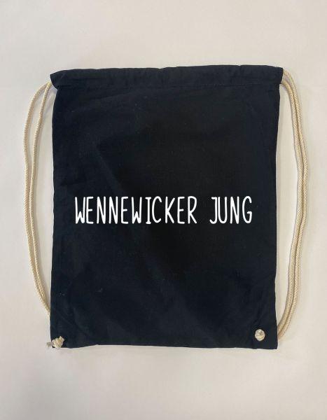 Wennewicker Jung | Baumwoll Rucksack | Sportsack