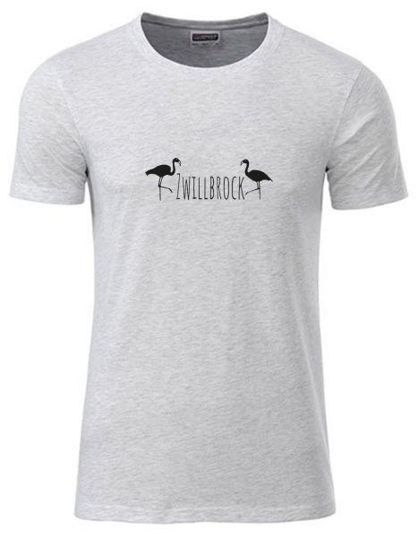 Zwillbrock | T-Shirt JUNGE | ASH HEATHER (hellgrau)