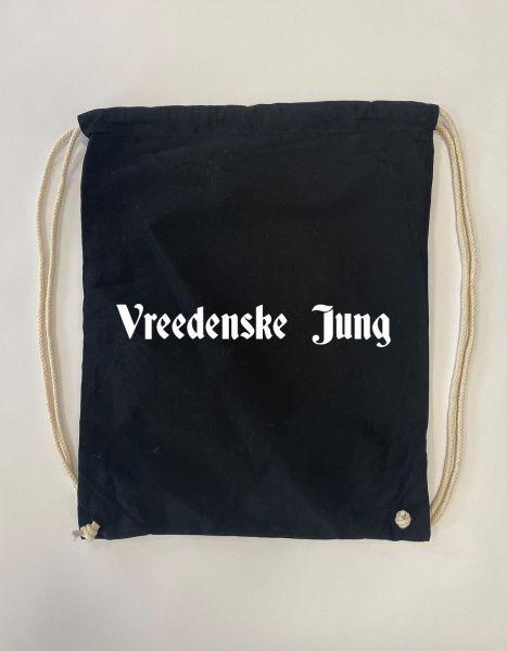 Vreedenske Jung | Baumwoll Rucksack | Sportsack